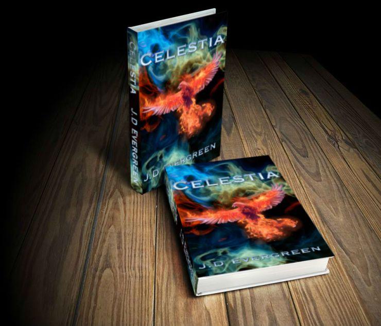 celestia 3D book cover2