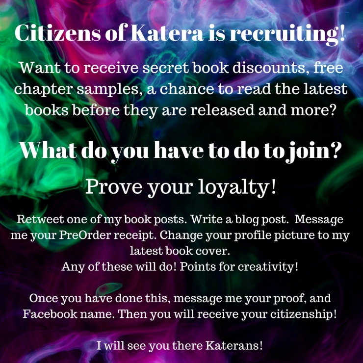 Citizens of Katera is recruiting! (6)