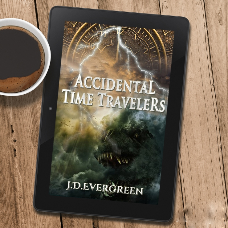 accidental time traveler_Kindle_Mockup (1)